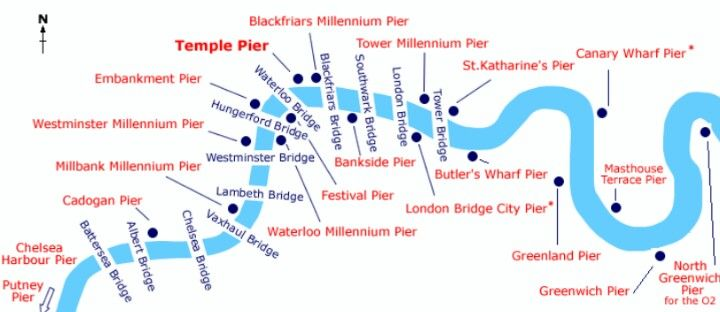 Map London Bridge.The Bridges Of London Eh River Thames Map River Thames London Map