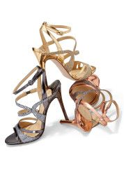 Boston ProperDazzling strappy high heel