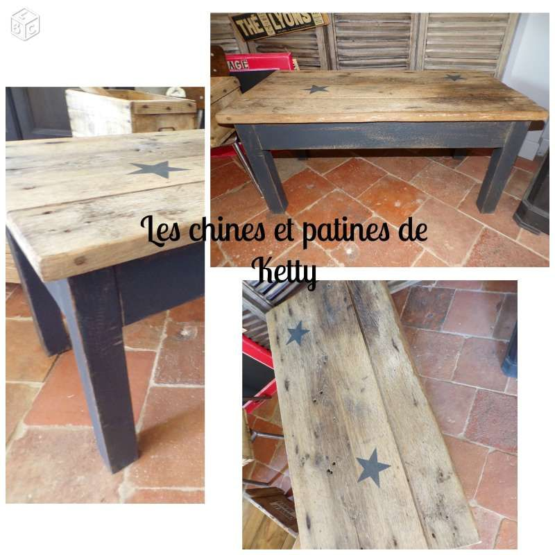 Table basse factory Ameublement Sarthe - leboncoin.fr