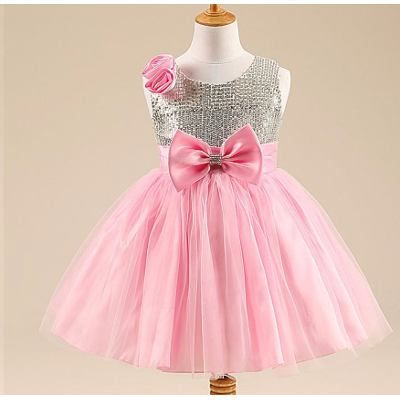 93c0af5023 Vestido Infantil Festa Luxo Importado Com Tiara Princesa - R  129