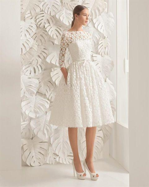 Imagenes de vestidos casuales corte princesa