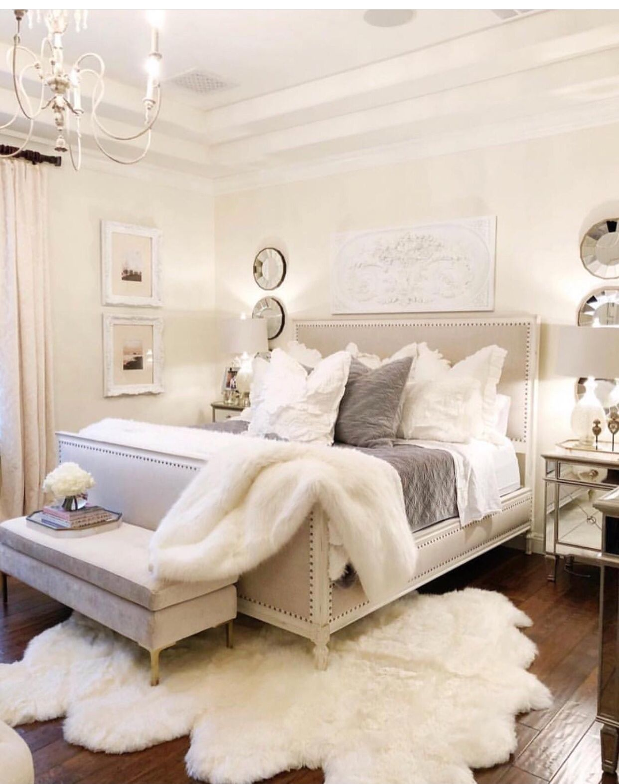 Pin By Kristen On Home Small Room Bedroom Bedroom Ideas For Small Rooms Women Comfy Bedroom
