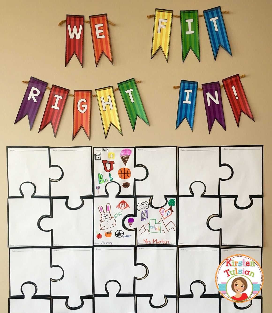 First Week of School Activities for 3rd Grade | Pinterest | Interest ...