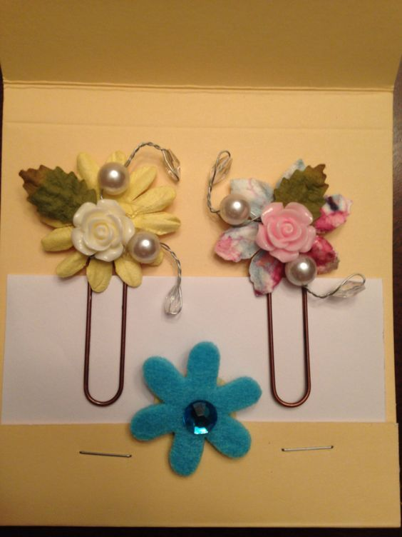 Altered paper clips:                                                                                                                                                                                 More