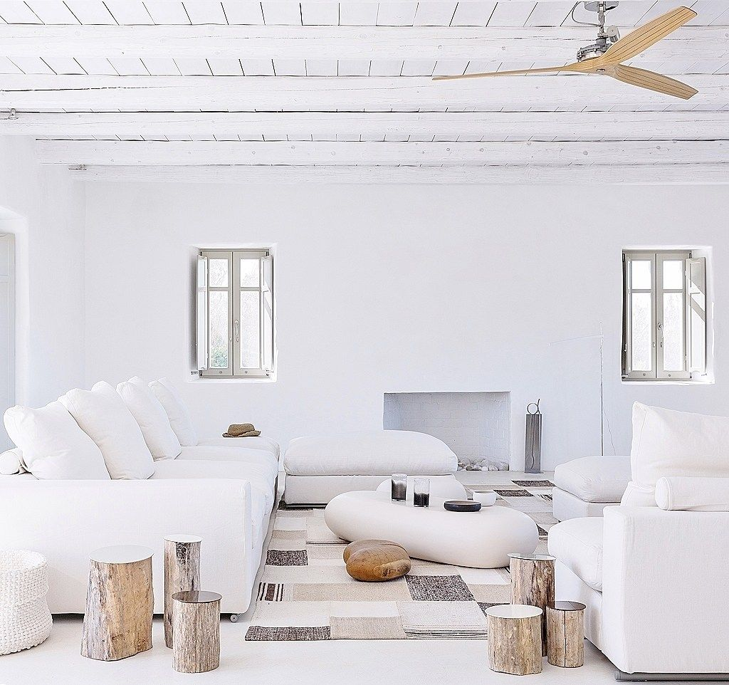 Enjoy The Last Of The Summer Sun With This Greek Isle Home Tour