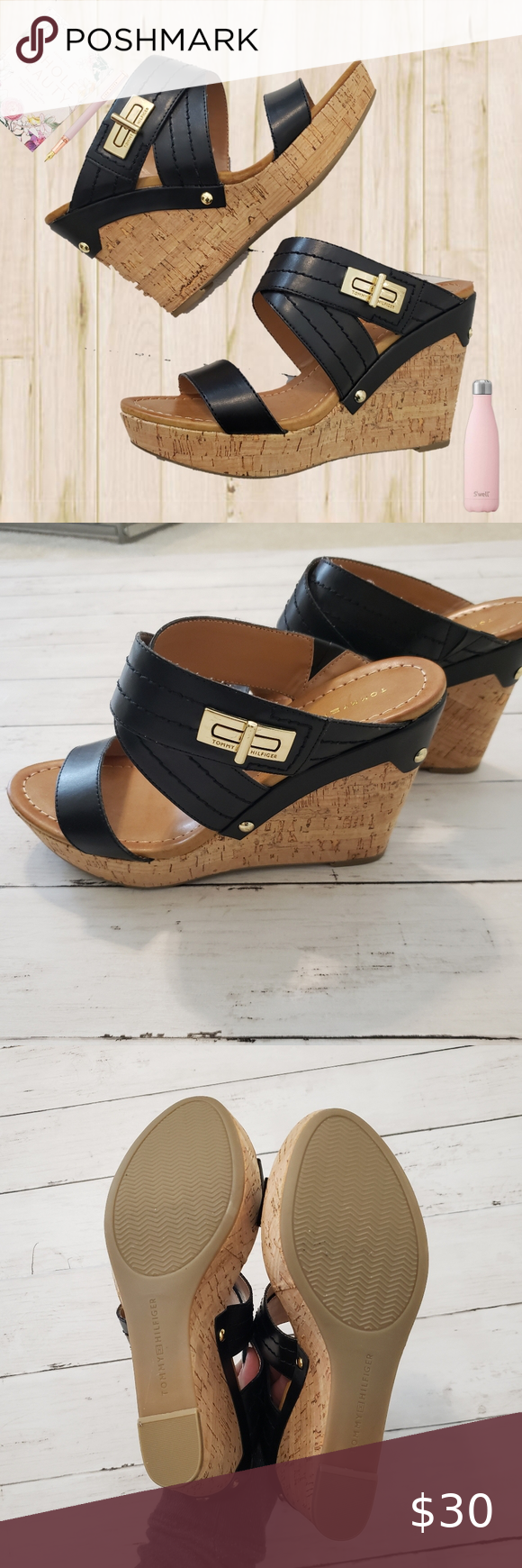 Condividere Nove Alla meditazione  Tommy Hilfiger Cork Wedge in 2020 | Tommy hilfiger shoes, Tommy hilfiger,  Cork wedges shoes
