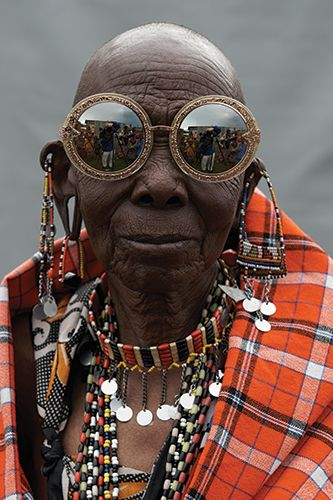 Karen Walker's Latest Beautiful Collection Celebrates Kenyan Artisans #refinery29