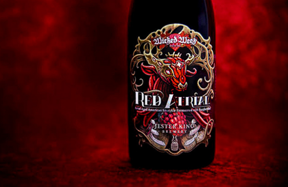 mybeerbuzz.com - Bringing Good Beers & Good People Together...: Wicked Weed / Jester King Red Atrial Coming 11/20