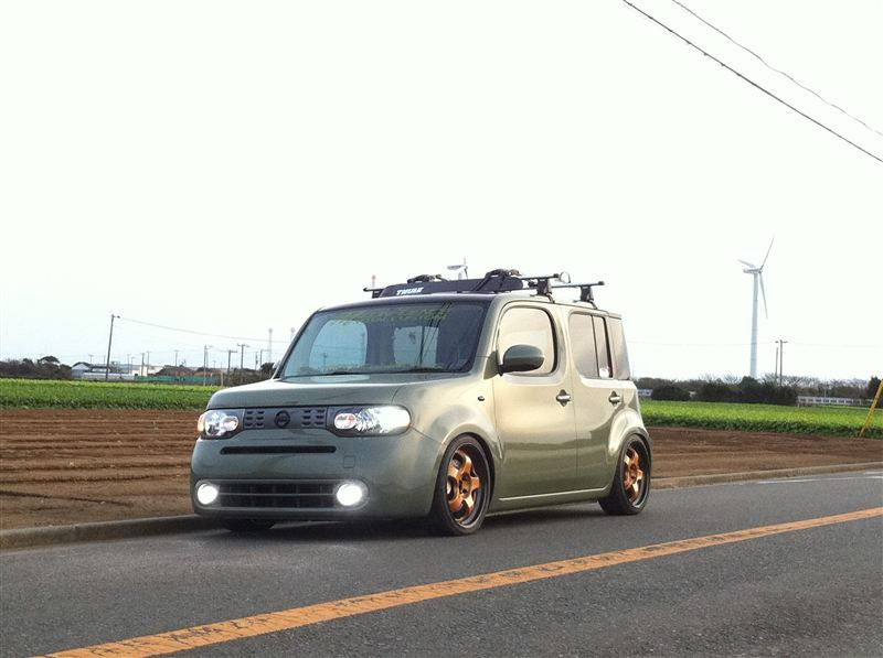 Nissan Cube Usdm Google Search Japanese Cars Nissan Suv