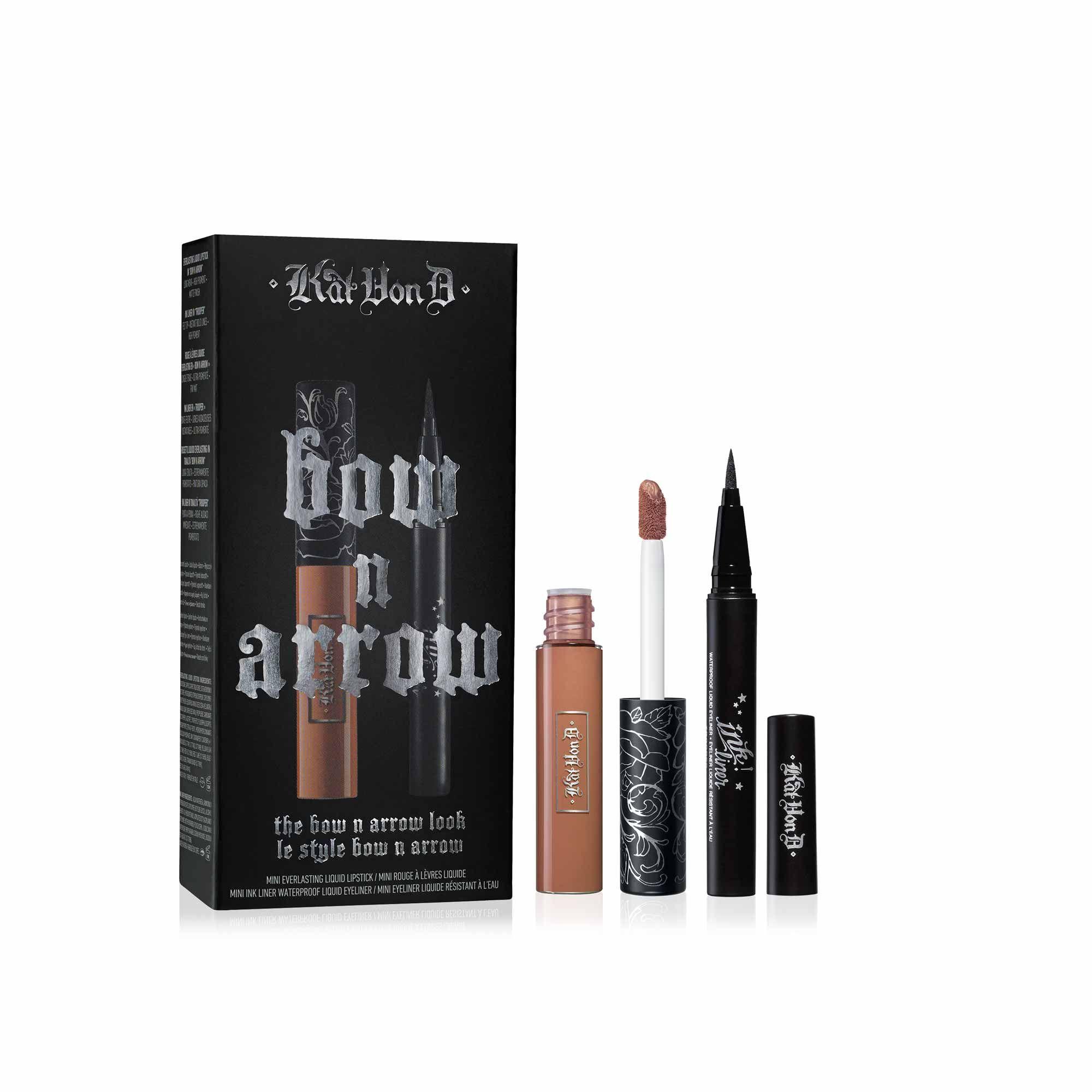 Kat Von D Beauty The Bow N Arrow Look 20 Makeup gift
