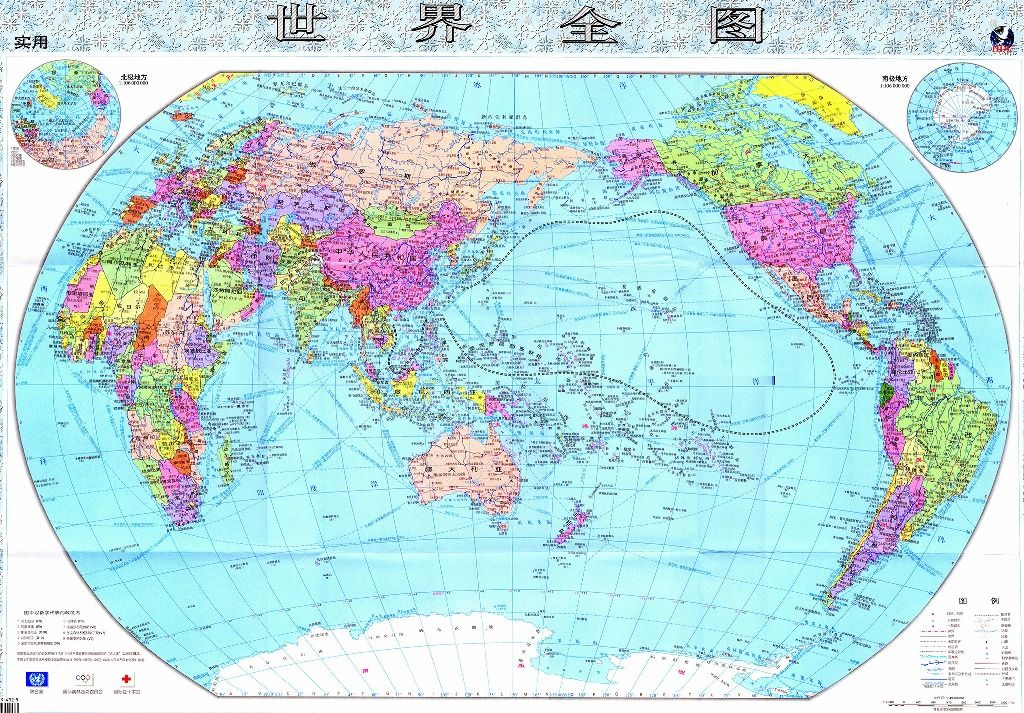 A new map of China dubbed as 251dash map claiming Hawaii and