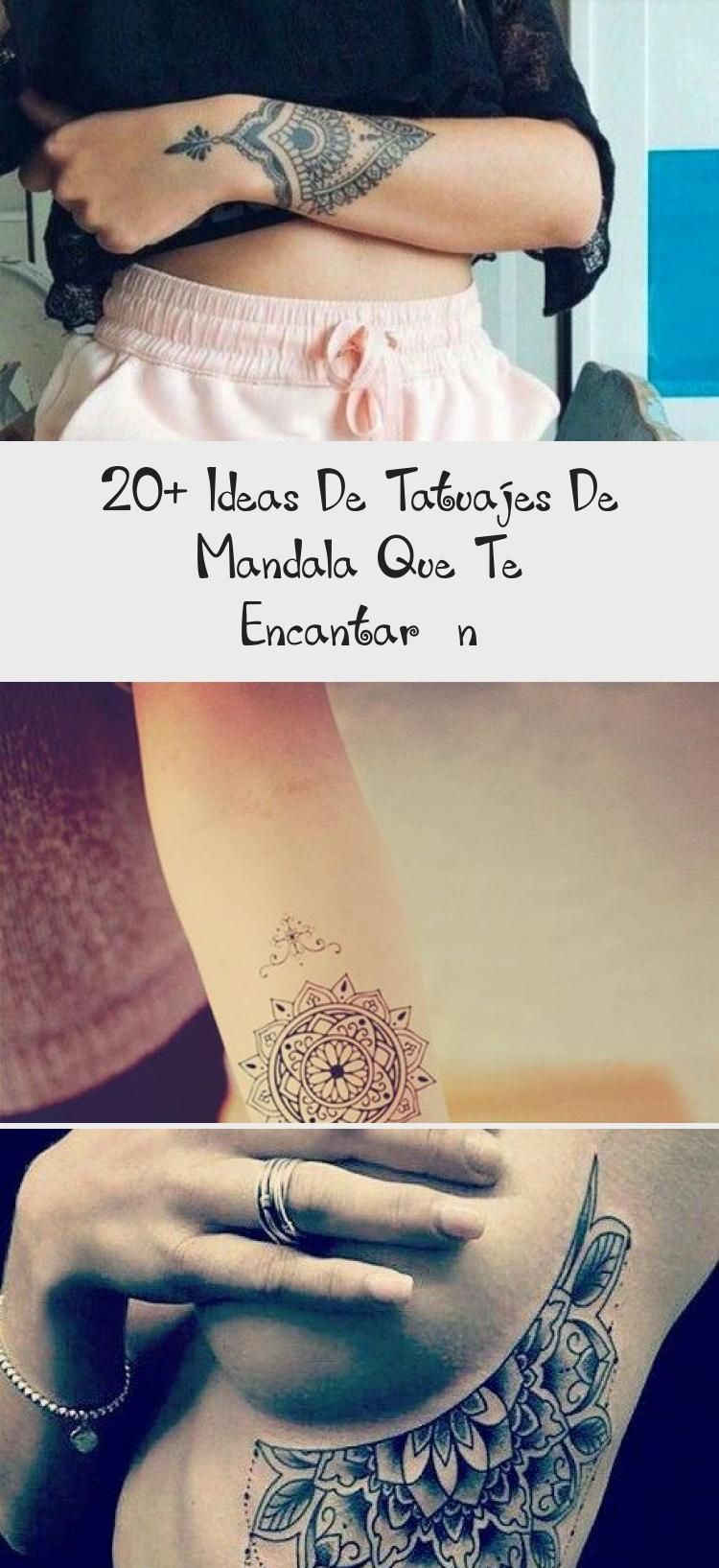 Photo of 20+ Mandala Tattoo Ideas You'll Love – Best Tattoos
