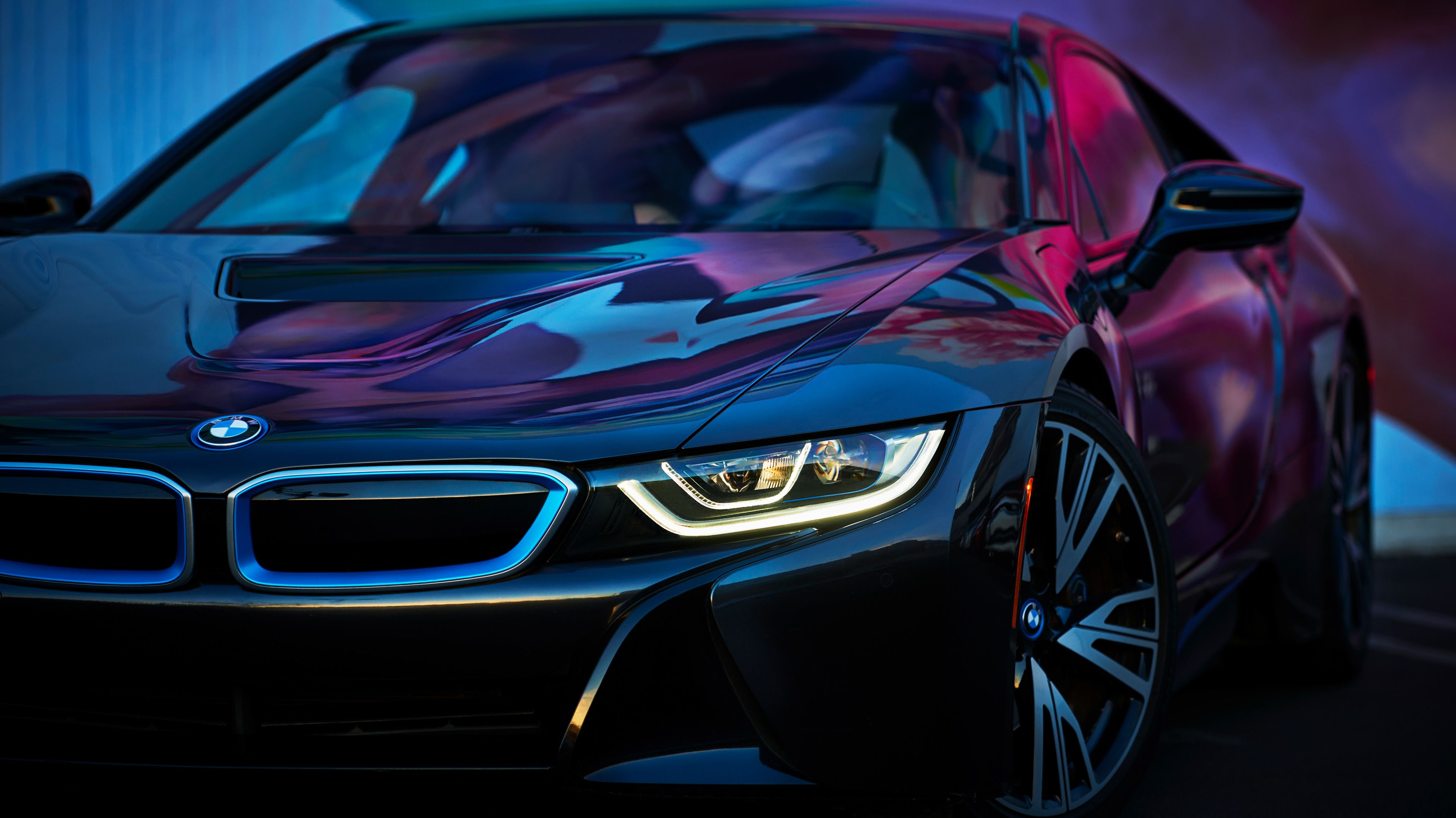 Bmw I8 2018 Hd Wallpapers Cars Wallpapers Bmw Wallpapers Bmw I8
