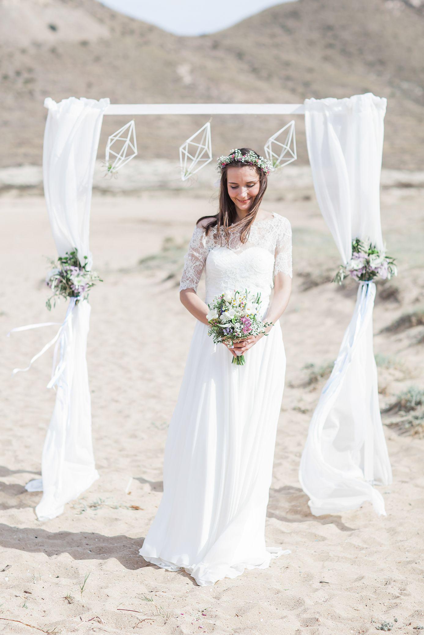 Destination Hochzeit in Spanien | Altars and Wedding