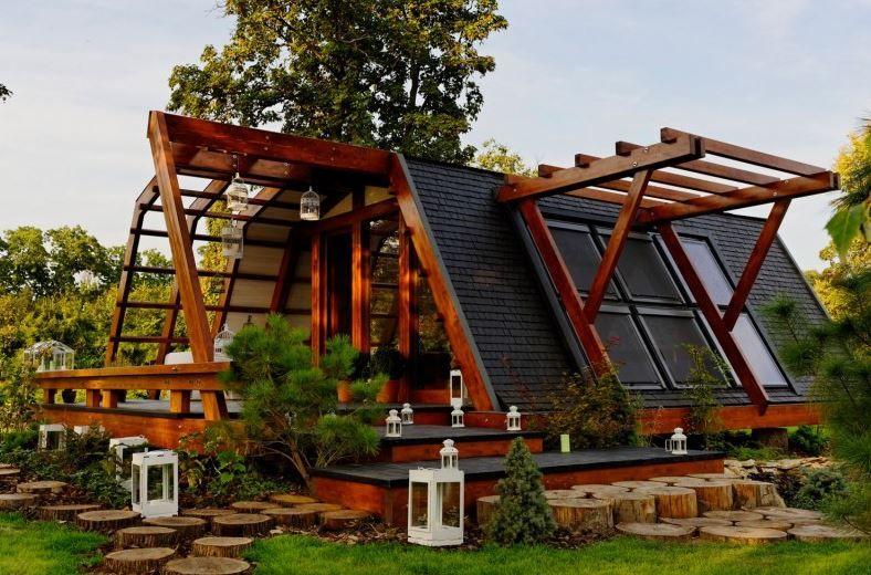 Maison Soleta  maison passive de Roumanie Low cost passive house