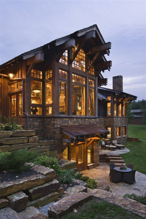 28 Images For People Who Are Into Log Cabin Porn | Cabin, House and ...