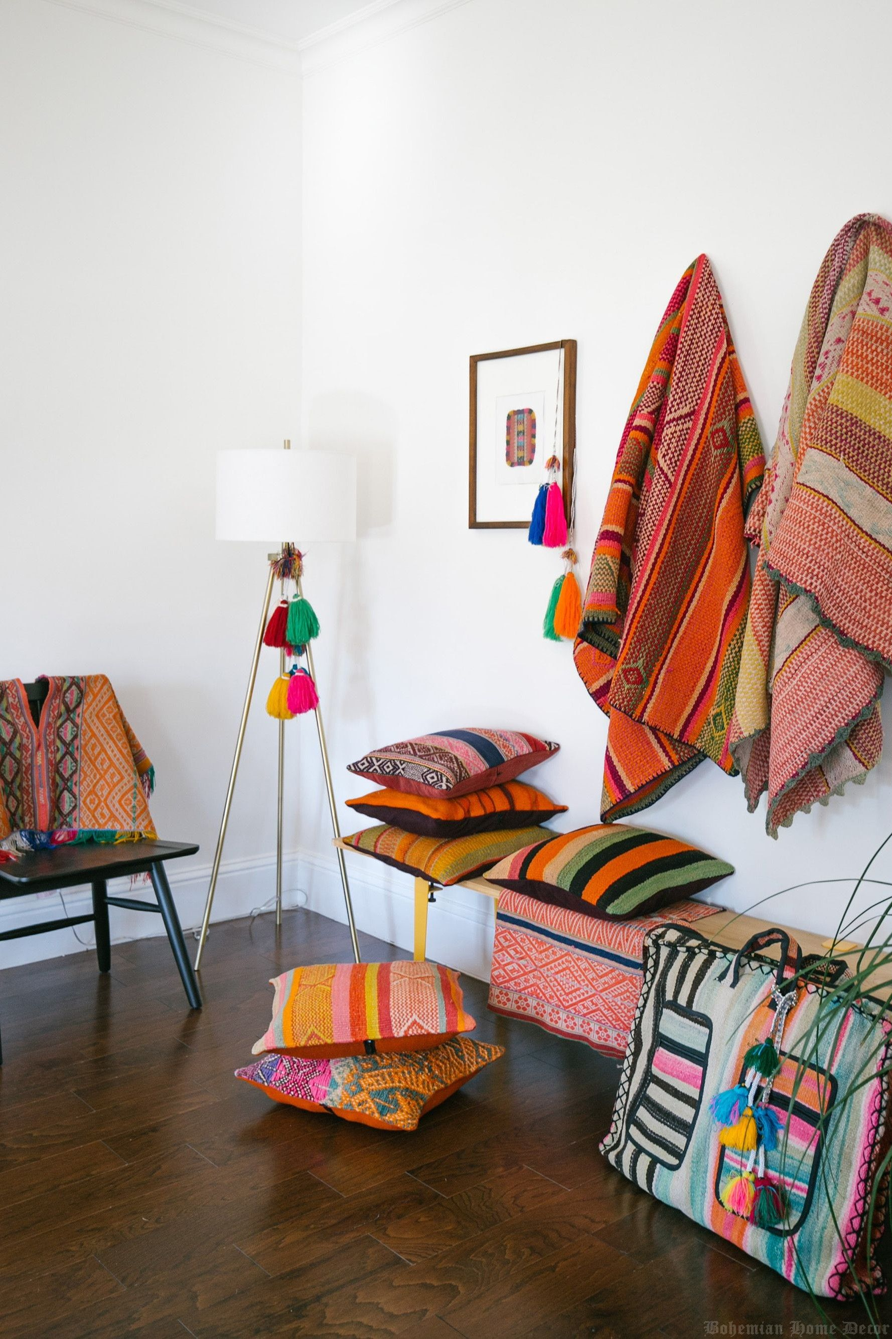 Bohemian Home Decor Explained