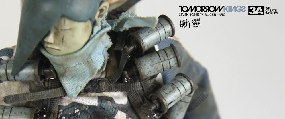 Popbot 7Bones Yaro is up and available at www.bambalandstore.com  #threeA #AshleyWood #Popbot #TomorrowKing #TomorrowKings #FutureBambasale #Bambalandstore #artpiece #toy #actionfigure #toyplanet #toycommunity #toys #hobby #toycollector #art #collectibles #vinyl #designertoys #toyphoto #toyphotography #collecting #photography #photo #toylife #toystagram #toypops