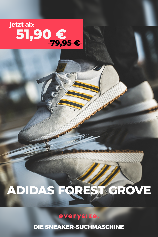 adidas Originals Forest Grove in weiss DB3588 | Sneaker