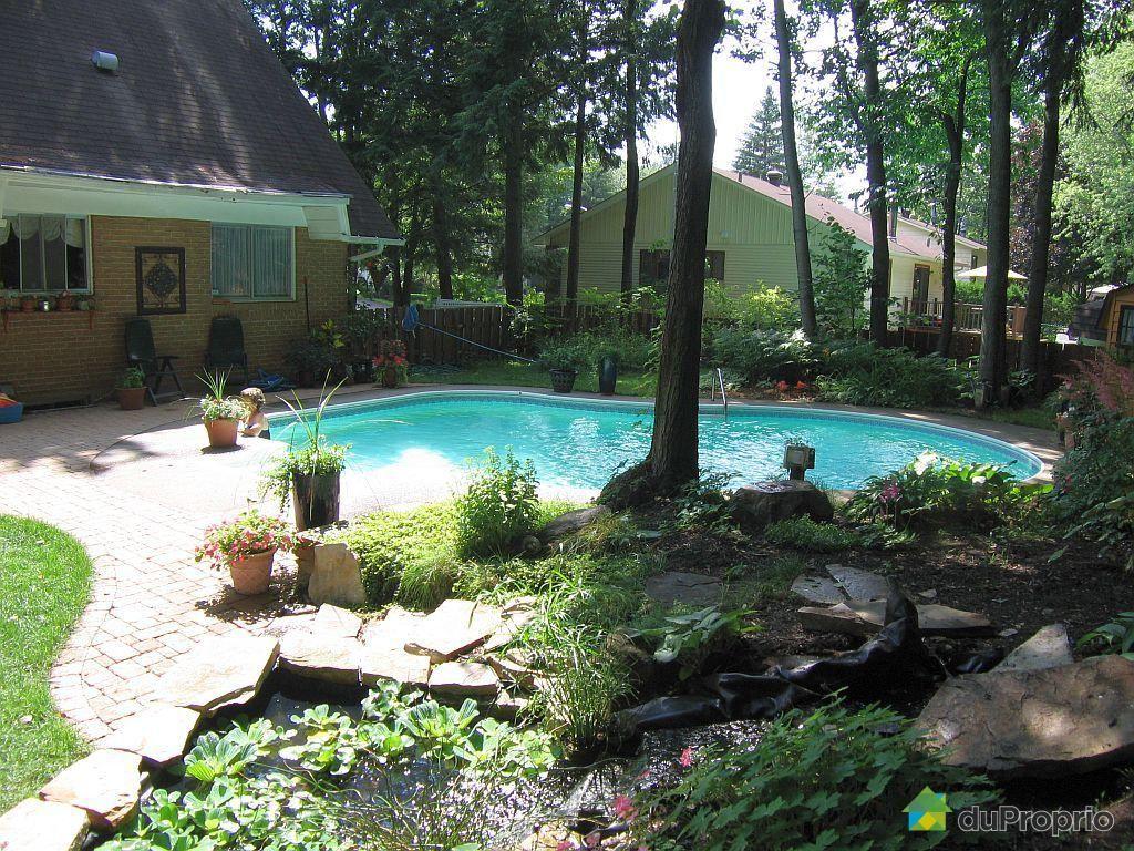 Amenagement exterieur piscine creus e id es d coration id es d coration - Amenagement exterieur piscine creusee ...