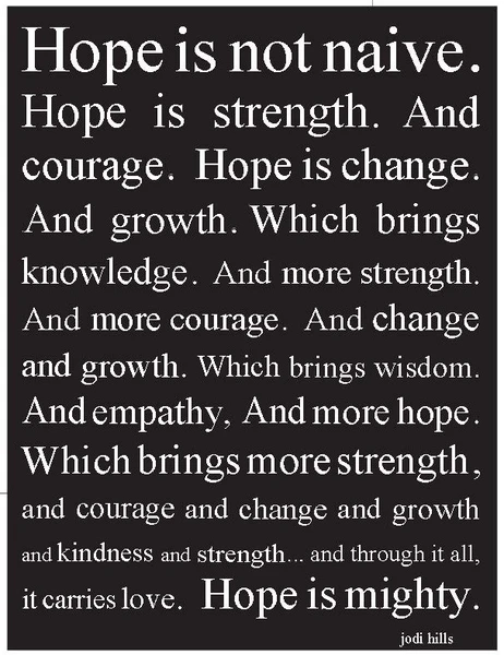 Hope Is Mighty (2140)