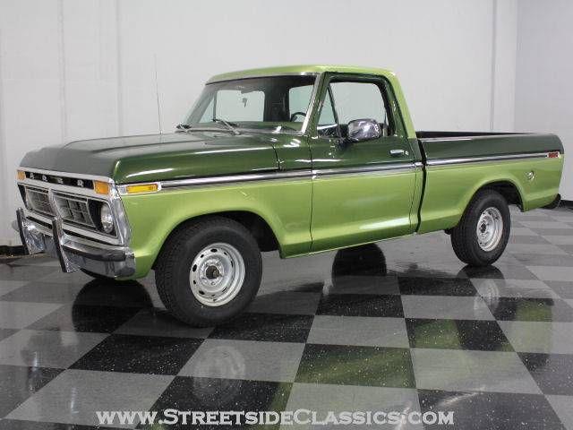 1976 Ford F100 Pickup Truck