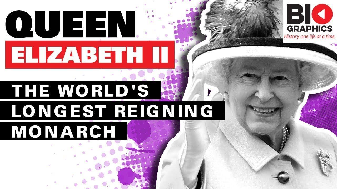 The World's Longest Reigning Monarch Queen Elizabeth II