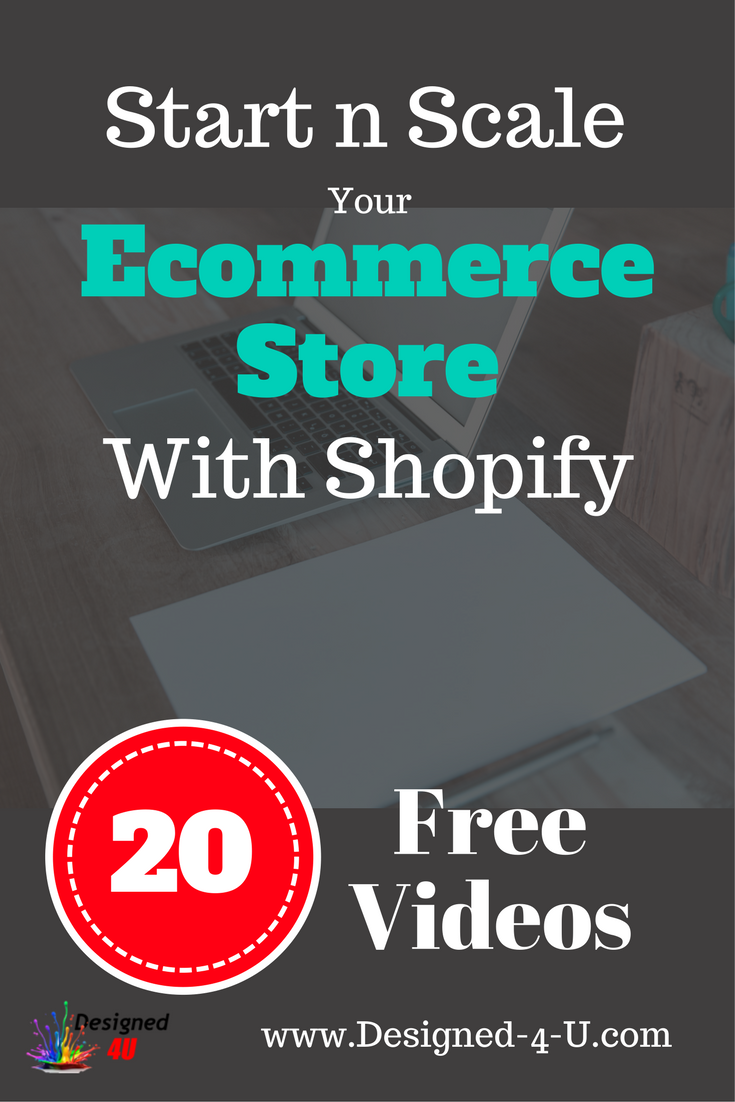 Start scale your ecommerce store with shopify ecommerce scale start scale your ecommerce store with shopify ecommerce storevideo tutorialsentrepreneurinternet baditri Choice Image