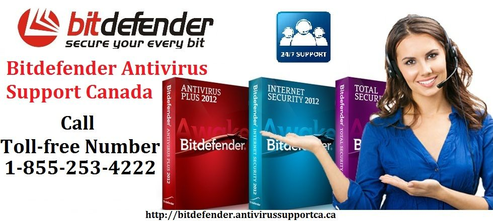 Read this blog if you need Bitdefender Antivirus Support in Canada