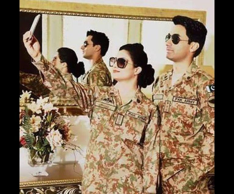 Pak Army Lady Pics: Pakistan Army, Pak Army Quotes