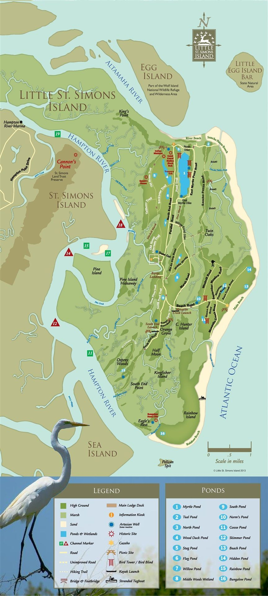 The Lodge On Little St Simons Island >> Experience. Explore. Discover - The Lodge on Little St. Simons Island - St. Simons Island ...