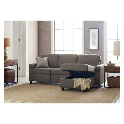 Best Palisades Reclining Sectional With Right Storage Chaise 400 x 300