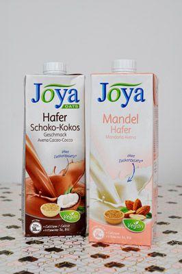 Für mehr Abwechslung im Kühlregal – die beiden Drinks von Joya auf Haferbasis bieten eine leckere Alternative zu Milch und punkten mit wertvollen Nährstoffen.