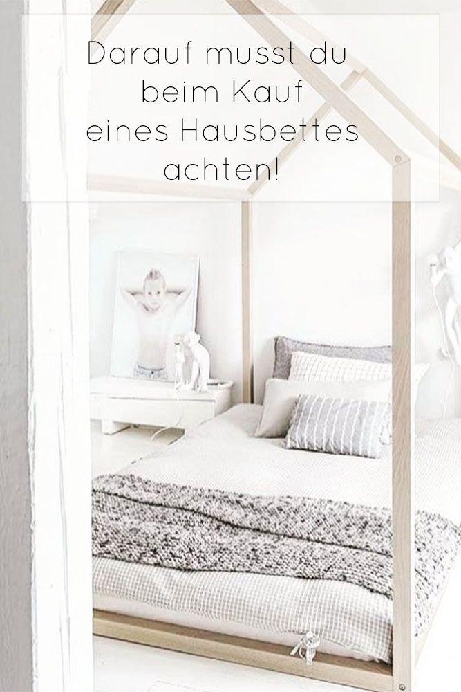 Hausbett kaufen in den Größen 90x200 und 70x140 in 2019
