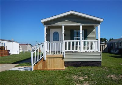Cute house for sale in Newport, MI, love this porch! from ...
