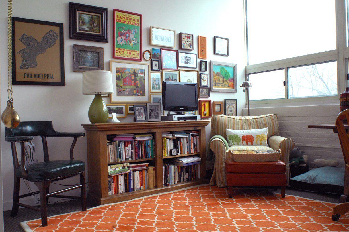 Julie's Jubilant Loft | Loft house, Sweet home design ...