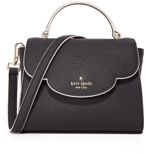 Kate Spade New York Mini Makayla Top Handle Satchel ( 250) ❤ liked on Polyvore  featuring bags 7582b69ae9f49