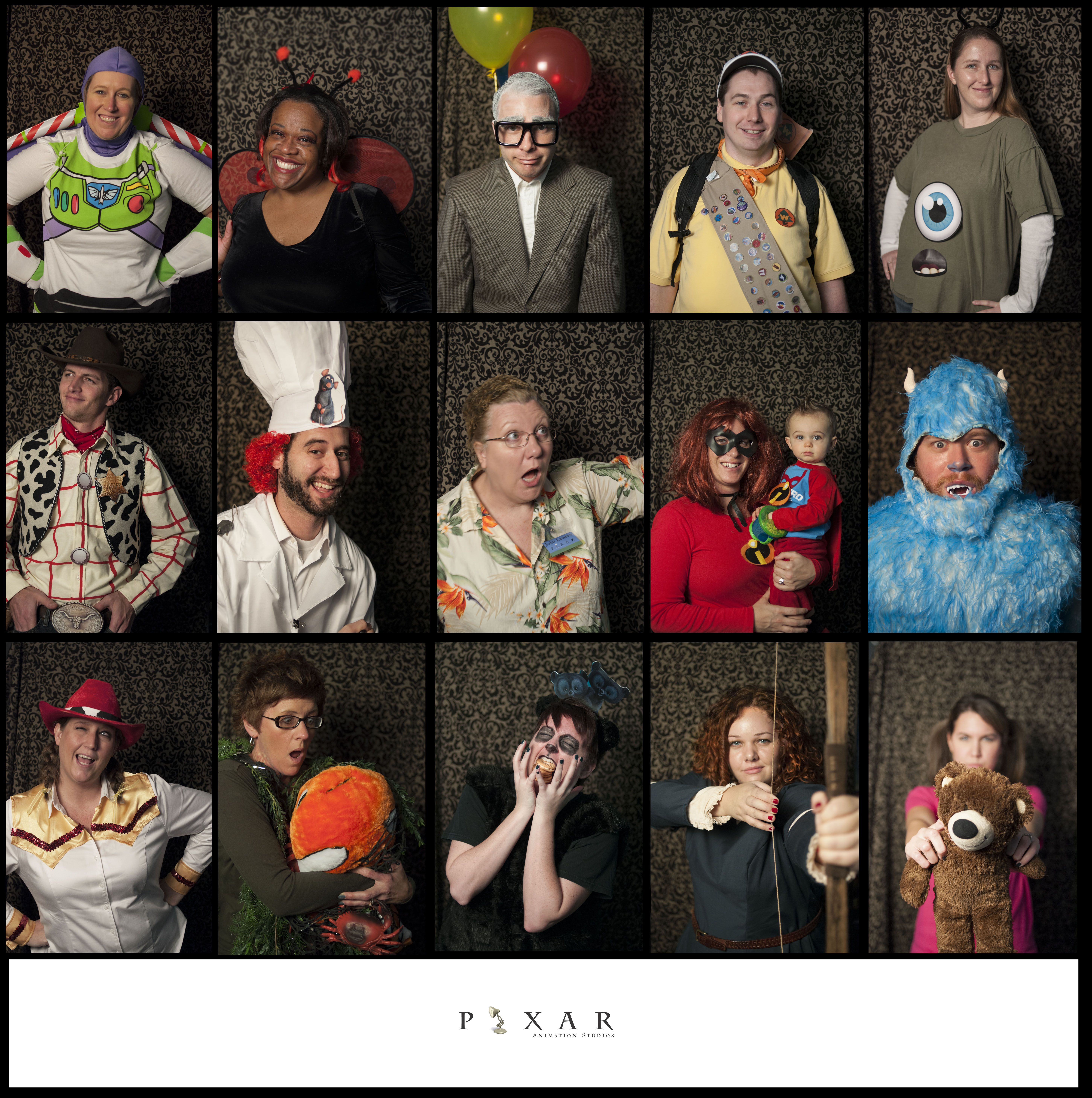 Office halloween costumes - Halloween At My Office Pixar Costumes Pixar Characters