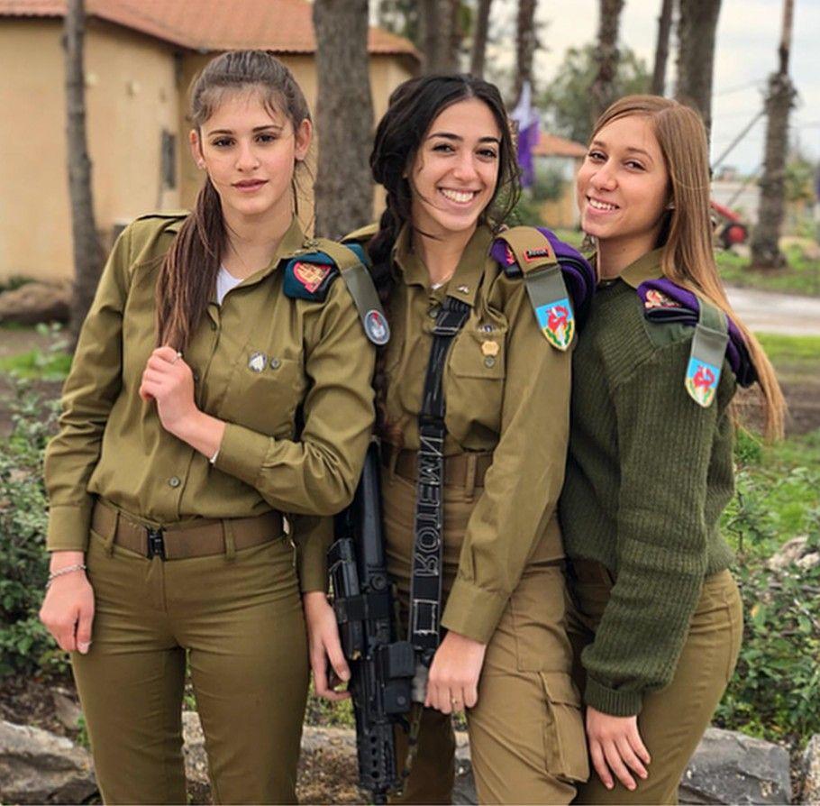 Tentara wanita israel pajang foto 44