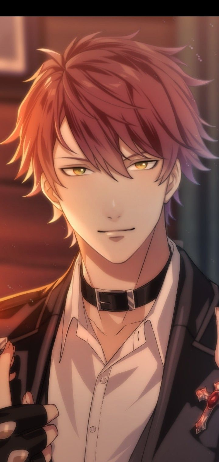 Otome Game Immortal In 2020 Handsome Anime Guys Anime Boyfriend Cute Anime Boy