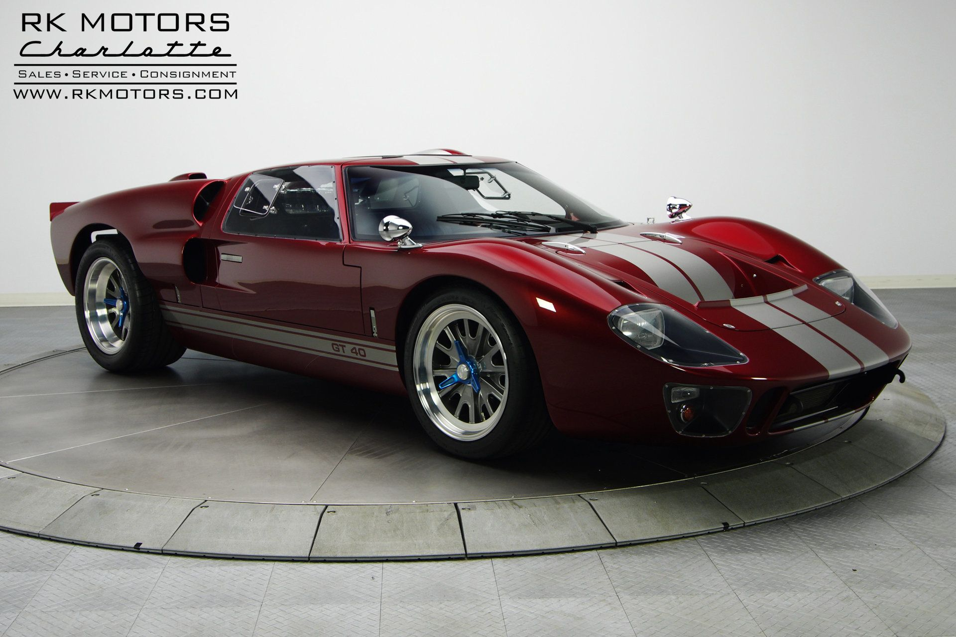 1966 Ford Gt40 Mk Ii Frame Up Built Gt40 Mk Ii P2211 Roush 427ir Efi 5 Speed Dream Cars Ford Gt Ford Gt40