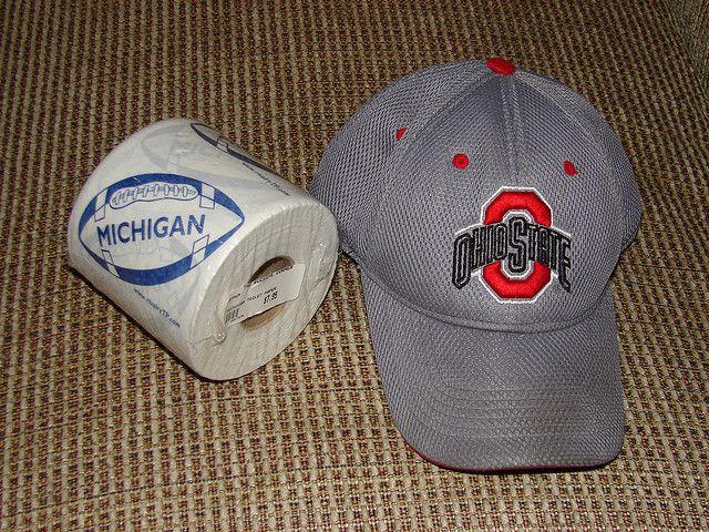 Two important items for any Buckeye fan.