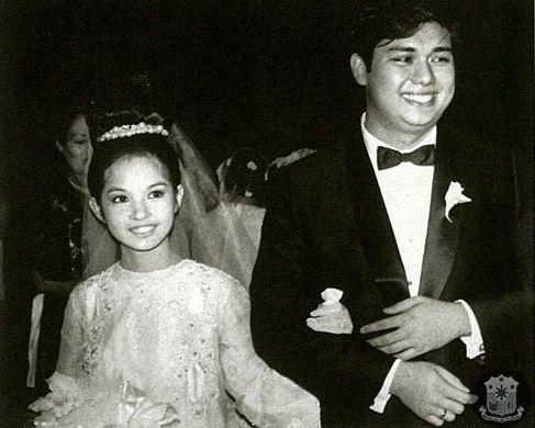 Gloria Macapagal and Jose Miguel Arroyo   manila story