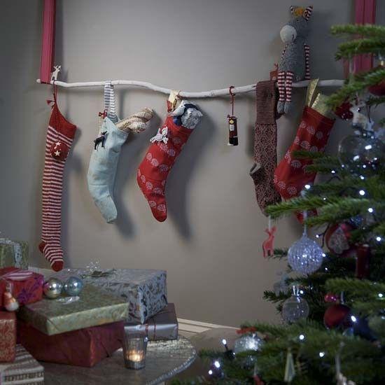 6 Diy Holiday Decorating Ideas Christmas Decor Pinterest