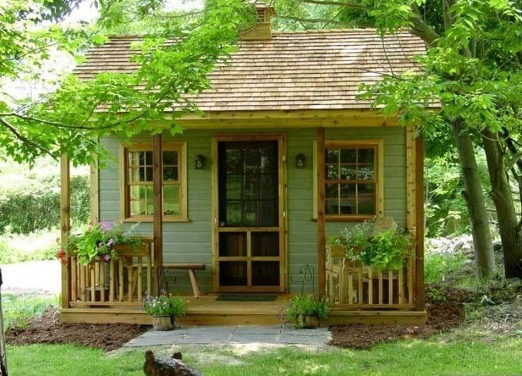 9 Beautiful DIY Tiny Homes — Exploratory GloryExploratory Glory Travel Blog, Tinyhouse living, Travel deals