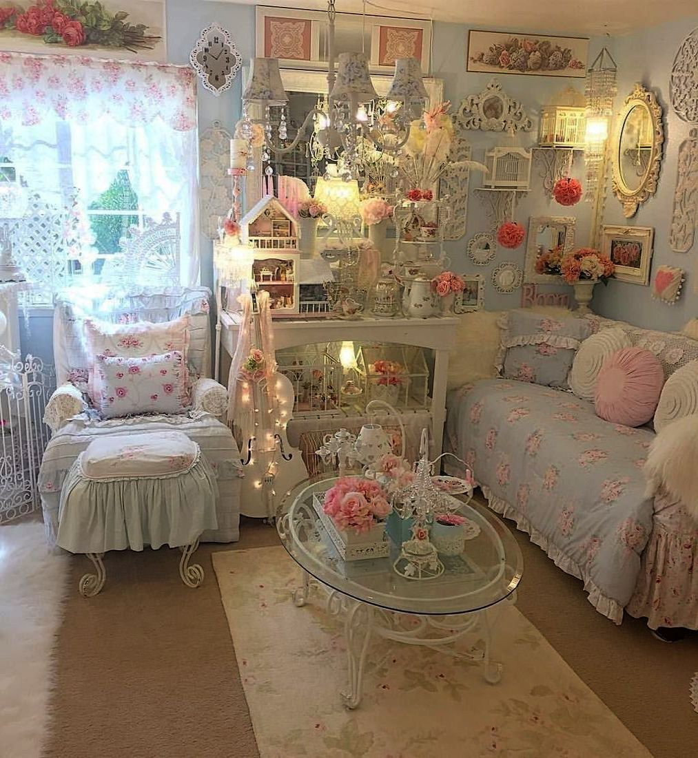 Add Style To Your Home With This Interior Design Advice Shabby Chic Decor Living Room Shabby Chic Living Room Furniture Shabby Chic Decor