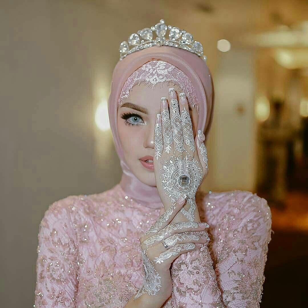 Pin by necla on tesettürlü kadınlar pinterest kebaya wedding