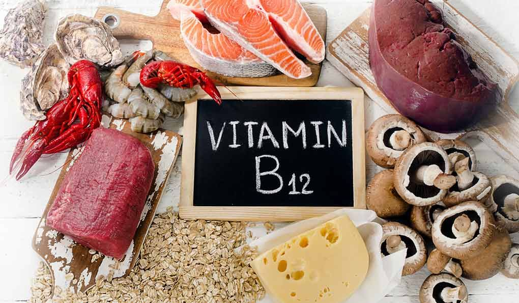 أسباب فقر الدم بعوز فيتامين ب12 B12 Rich Foods B12 Foods Vitamin B12 Foods