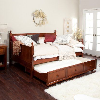 Belham Living Casey Daybed - Walnut - Full | *~* Furniture & Thing`s ...