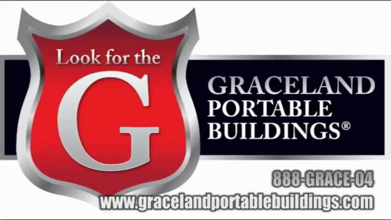Graceland Portable Building Extended Commercial | Portable ...
